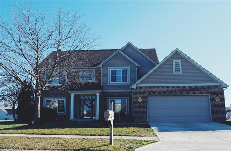 5163  Trull Brook Drive Noblesville, IN 46062   MLS 21687694