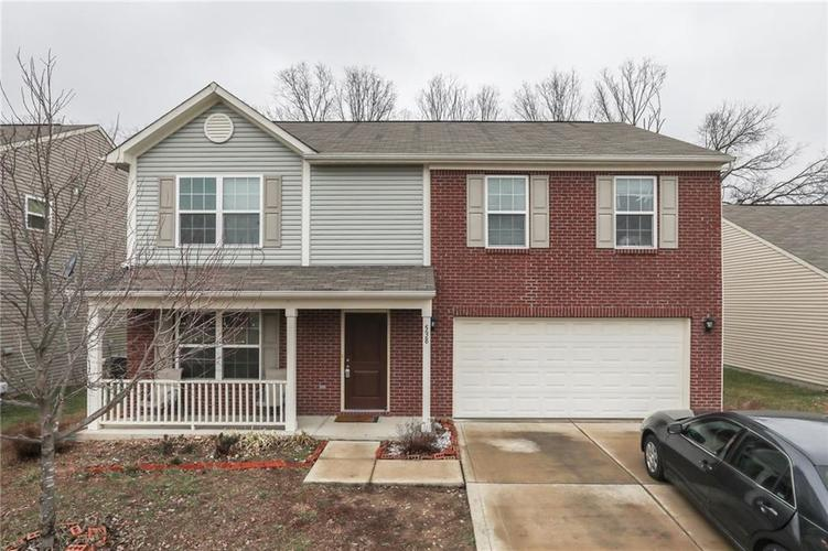 538  Appleseed Drive Indianapolis, IN 46217 | MLS 21687767