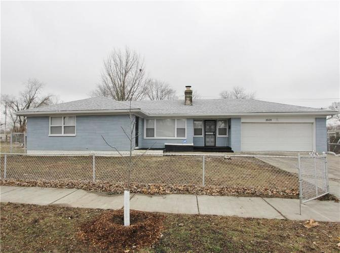 2209  Hovey Street Indianapolis, IN 46218 | MLS 21687884
