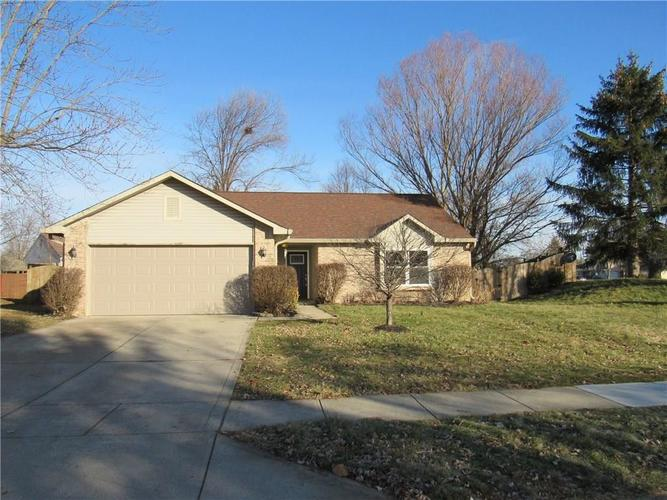 8302  Country Ridge Drive Indianapolis, IN 46234 | MLS 21687937
