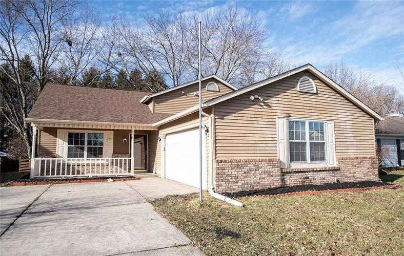 7724  PENNYCROFT Drive Lawrence , IN 46236 | MLS 21688002