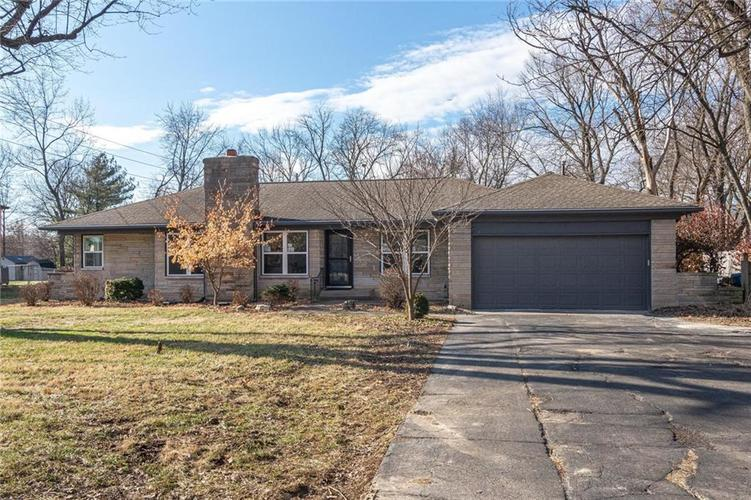 7210  Spring Mill Road Indianapolis, IN 46260 | MLS 21688033