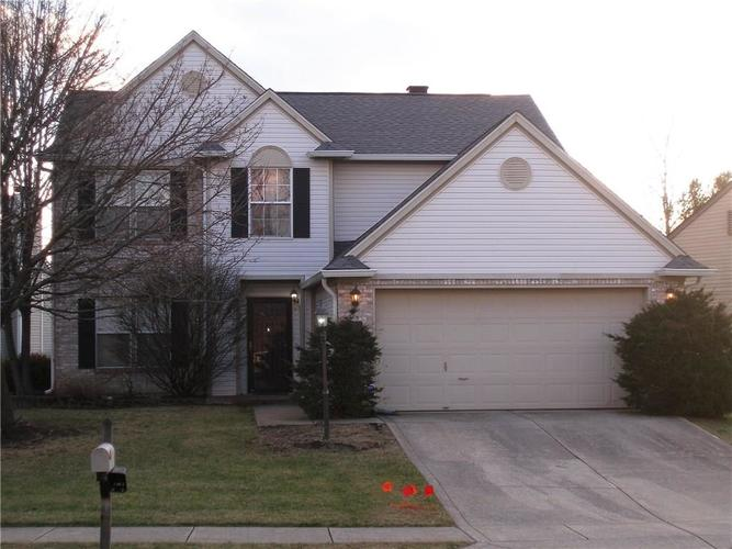 6381 HILLVIEW Circle Fishers, IN 46038   MLS 21688035   photo 1