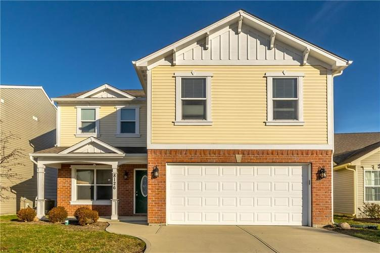 8126 Fisher Bend Drive Indianapolis, IN 46239   MLS 21688037   photo 1