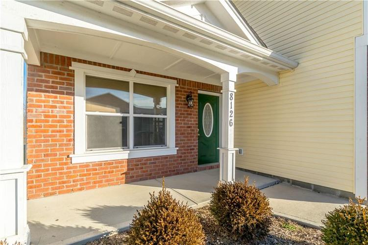 8126 Fisher Bend Drive Indianapolis, IN 46239   MLS 21688037   photo 2