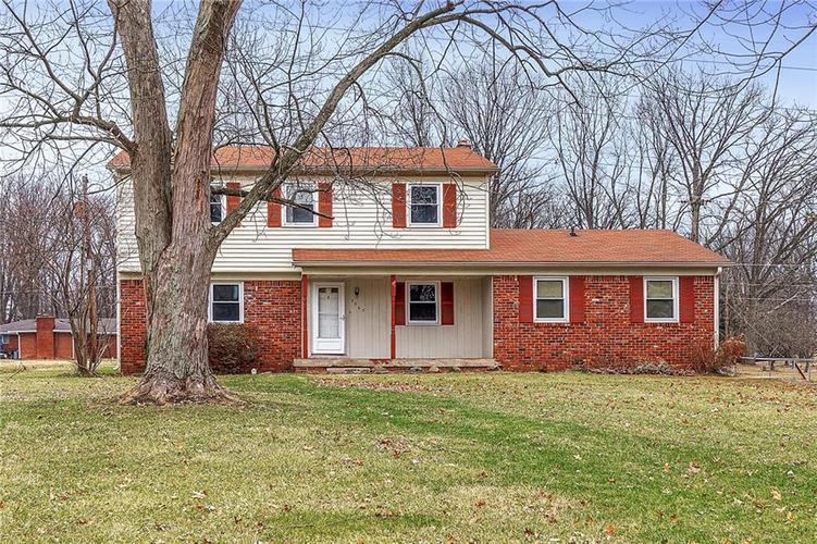 7965 Chiltern Drive Indianapolis IN 46268 | MLS 21688044 | photo 1