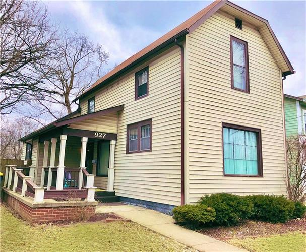 927  Lincoln Street Anderson, IN 46016 | MLS 21688118