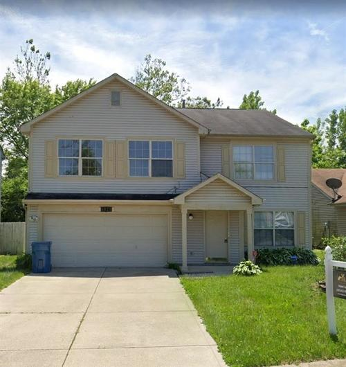 6021  LAKESIDE MANOR Avenue Indianapolis, IN 46254 | MLS 21688149