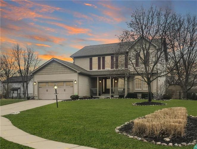 12575  Traverse Place Fishers, IN 46038 | MLS 21688156