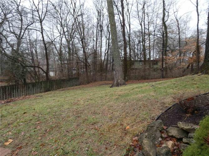 1208 Woodlawn Drive New Castle, IN 47362 | MLS 21688182 | photo 21