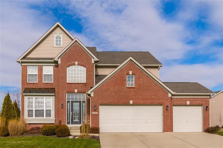 6242 Eagle Lake Drive Zionsville, IN 46077   MLS 21688184   photo 1