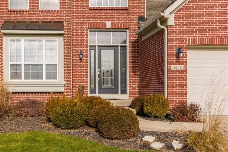6242 Eagle Lake Drive Zionsville, IN 46077   MLS 21688184   photo 2