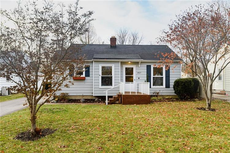 1827 E 66th Street Indianapolis, IN 46220 | MLS 21688284