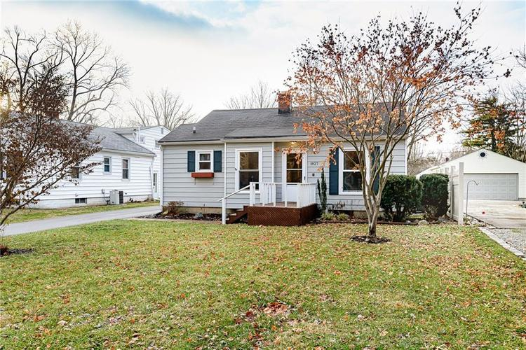 1827 E 66th Street Indianapolis, IN 46220 | MLS 21688284 | photo 2