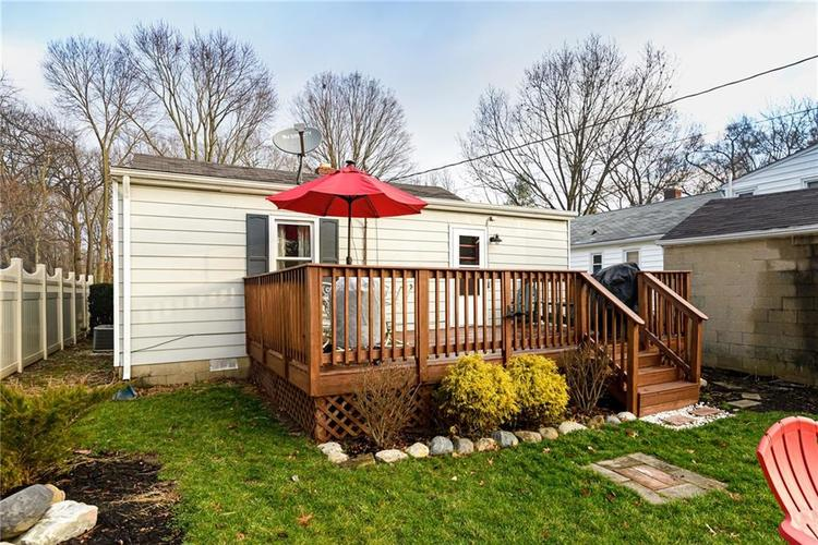 1827 E 66th Street Indianapolis, IN 46220 | MLS 21688284 | photo 26