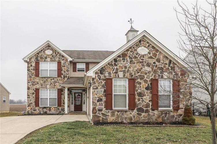 8029  Harshaw Drive Indianapolis, IN 46239 | MLS 21688296