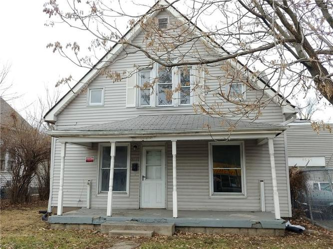 3532 E 10th Street Indianapolis, IN 46201 | MLS 21688323