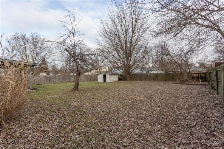1707 Countryside Drive Indianapolis, IN 46231 | MLS 21688328 | photo 18