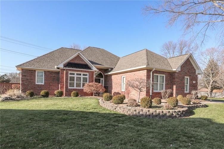 334 Oak Meadows Court Greenwood, IN 46142 | MLS 21688358 | photo 2