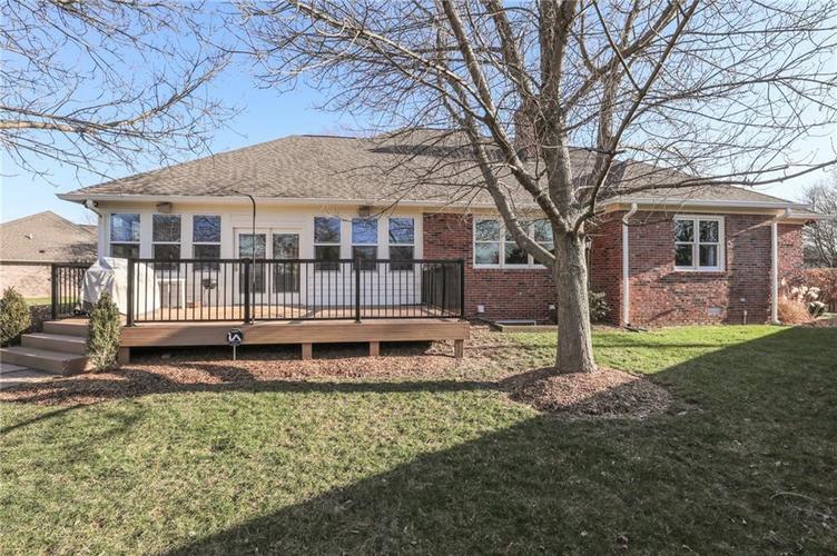 334 Oak Meadows Court Greenwood, IN 46142 | MLS 21688358 | photo 44