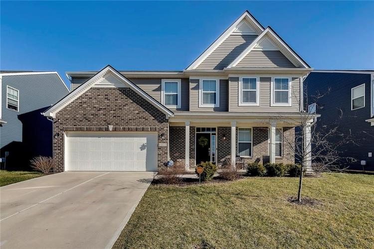 4423 Goose Rock Drive Indianapolis, IN 46239   MLS 21688361   photo 1