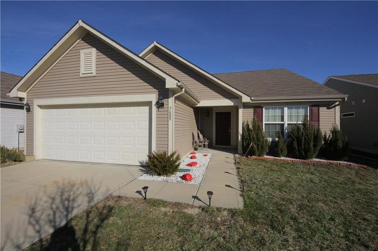 7605  Firecrest Lane Camby, IN 46113 | MLS 21688386