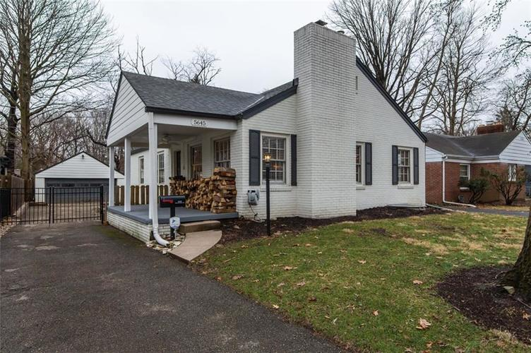 5645 Haverford Avenue Indianapolis, IN 46220 | MLS 21688408 | photo 1