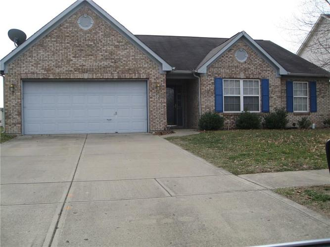 1017 Fountain Grass Drive Greenwood, IN 46143 | MLS 21688427 | photo 1