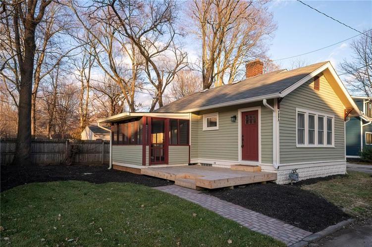 918 E 48TH Street Indianapolis, IN 46205 | MLS 21688489 | photo 1