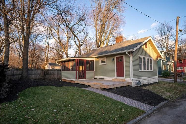 918 E 48TH Street Indianapolis, IN 46205 | MLS 21688489 | photo 2