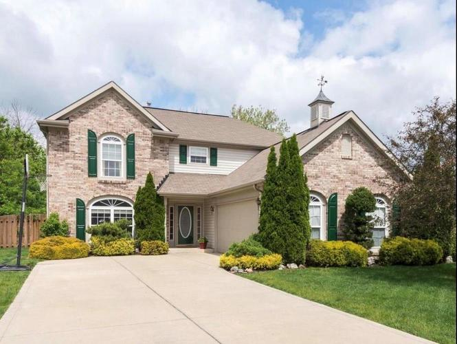 8012  Lawrence Woods Court Indianapolis, IN 46236 | MLS 21688498
