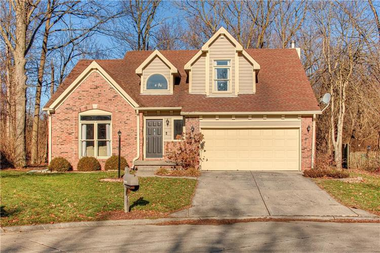5540 Yellow Birch Way Indianapolis, IN 46254 | MLS 21688499 | photo 1