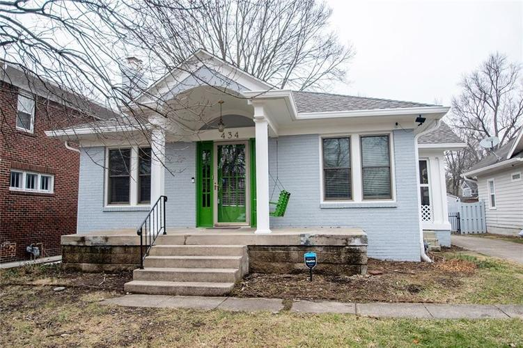 434 E 49th Street Indianapolis, IN 46205 | MLS 21688530 | photo 1