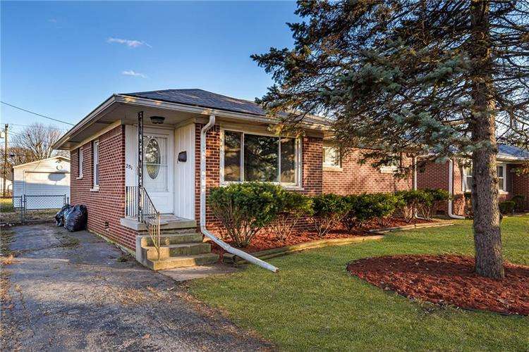 251 N Routiers Avenue Indianapolis, IN 46219 | MLS 21688539