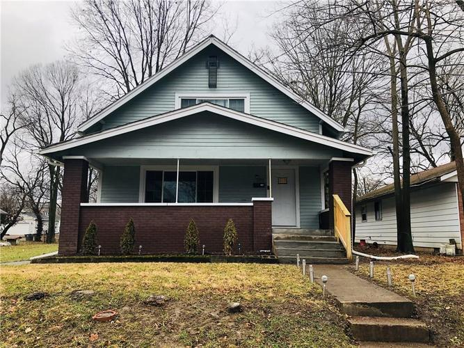 2345 N Dearborn Indianapolis IN 46218 | MLS 21688602 | photo 1