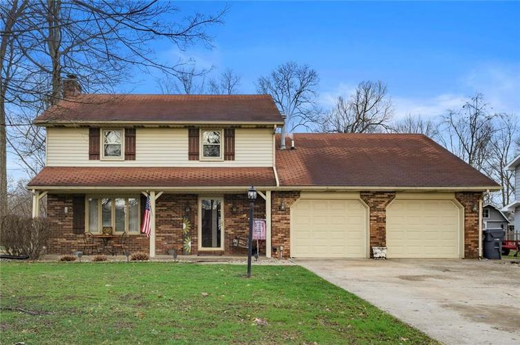 3924  Somerset Drive Anderson, IN 46012 | MLS 21688642
