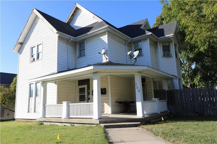 708 E Market Street Crawfordsville, IN 47933 | MLS 21688650 | photo 1