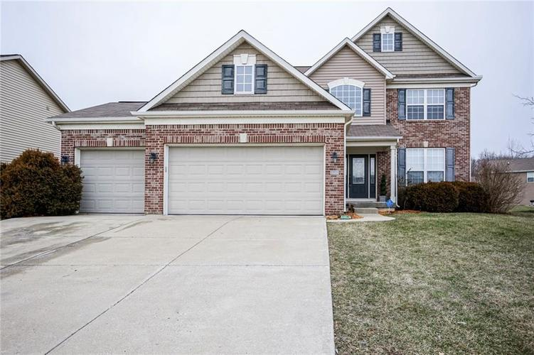 1242 MARSHSIDE Court Indianapolis, IN 46239   MLS 21688683   photo 1
