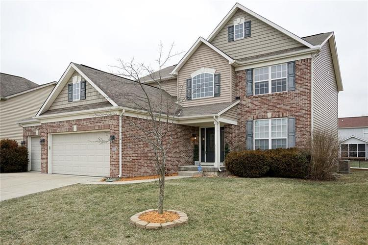 1242 MARSHSIDE Court Indianapolis, IN 46239   MLS 21688683   photo 2