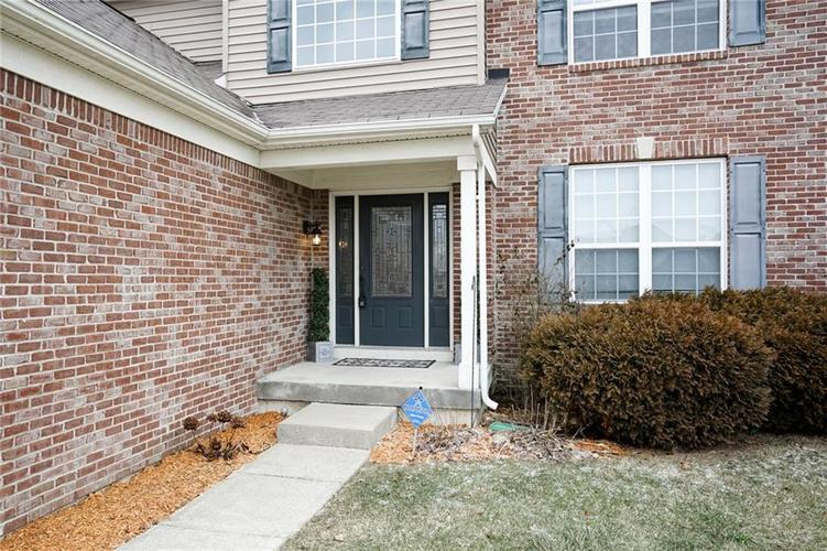 1242 MARSHSIDE Court Indianapolis, IN 46239   MLS 21688683   photo 3