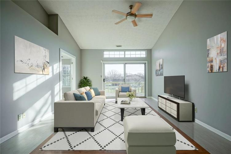 3657 Reflections Lane #3 Indianapolis, IN 46214 | MLS 21688686 | photo 12