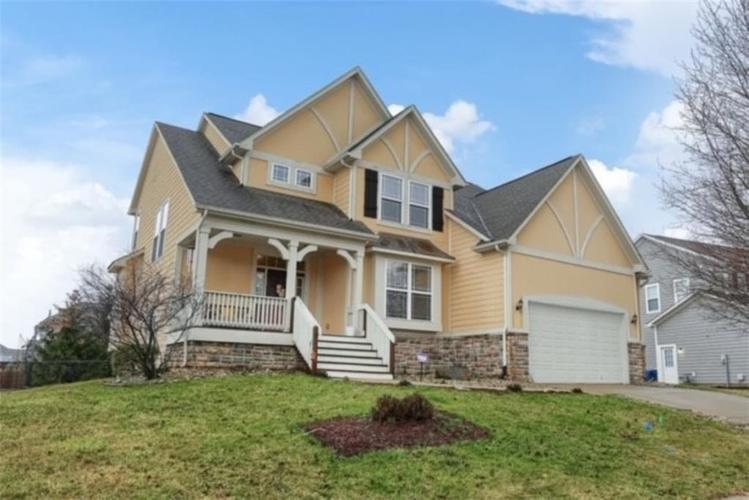 8543 NEW HERITAGE Drive Indianapolis IN 46239   MLS 21688854   photo 1