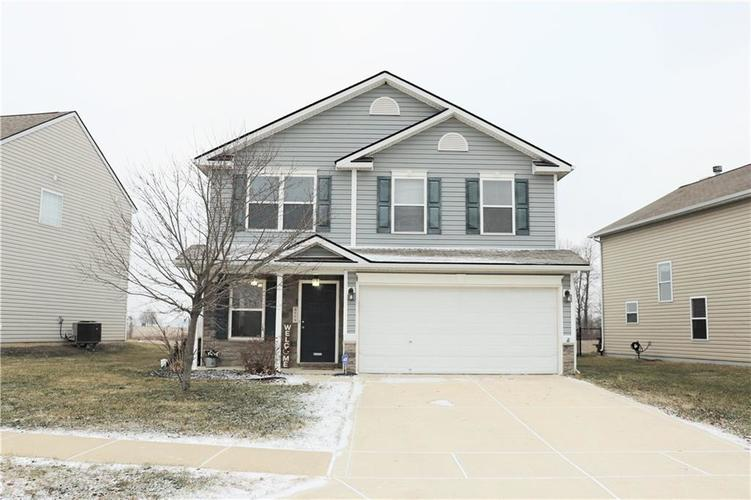 3774 Dusty Sands Road Whitestown, IN 46075 | MLS 21688968 | photo 1