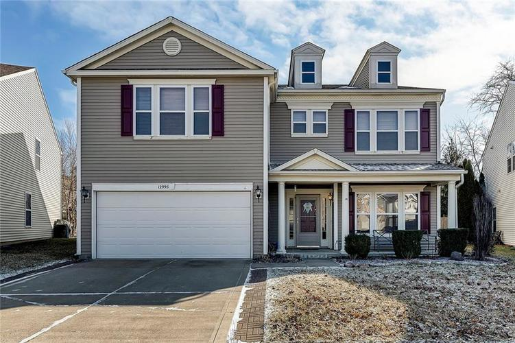12995  Star Drive Fishers, IN 46037 | MLS 21688992
