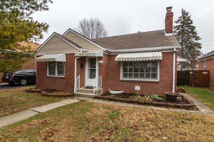 1113 N DOWNEY Avenue Indianapolis, IN 46219   MLS 21688994   photo 1