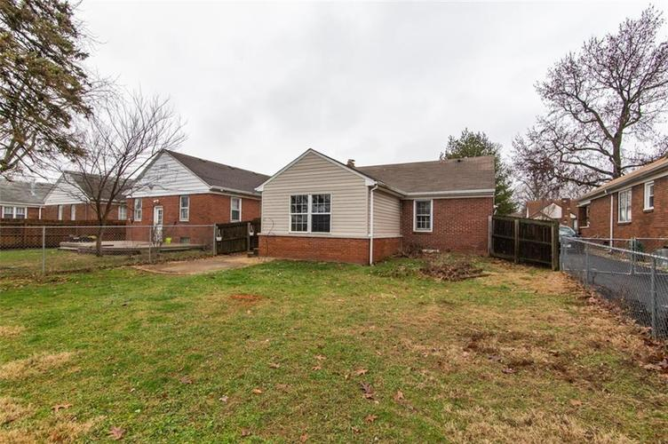 1113 N DOWNEY Avenue Indianapolis, IN 46219   MLS 21688994   photo 19