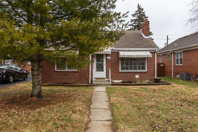 1113 N DOWNEY Avenue Indianapolis, IN 46219   MLS 21688994   photo 2