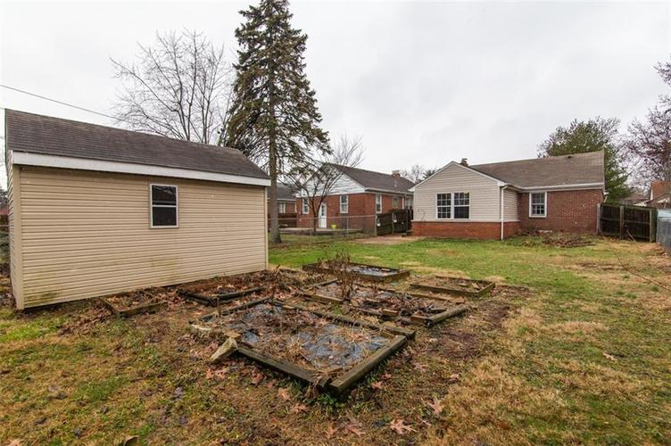 1113 N DOWNEY Avenue Indianapolis, IN 46219   MLS 21688994   photo 22