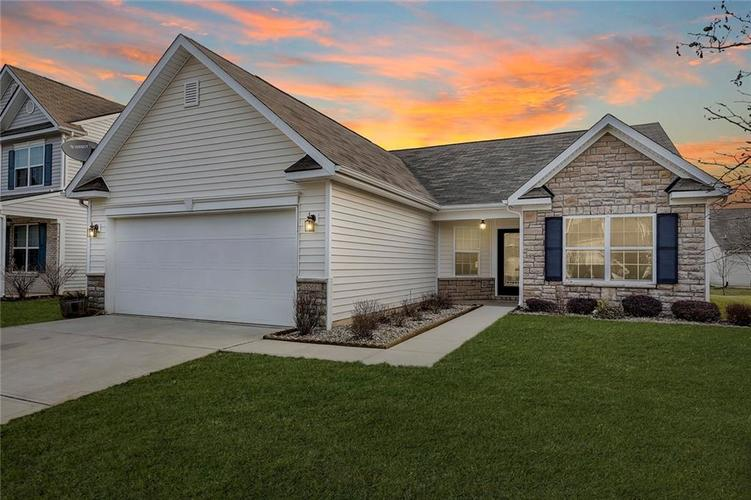 5561 Wythe Lane Indianapolis, IN 46234 | MLS 21689001 | photo 1