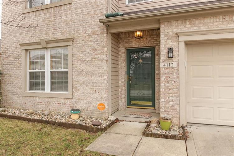 4112 Outer Bank Road Indianapolis, IN 46234 | MLS 21689011 | photo 2